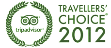 Travellers' Choice 2012 - TripAdvisor